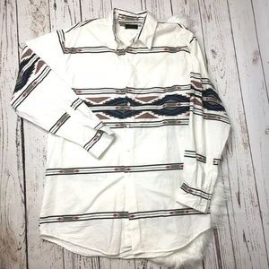 Roper button up shirt size XXL